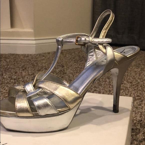 Yves Saint Laurent Shoes | Ysl Tribute